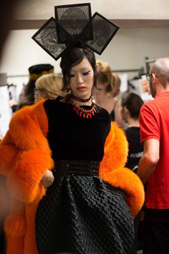 via haute couture week
